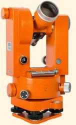 Теодолит оптический RGK  ТО-02