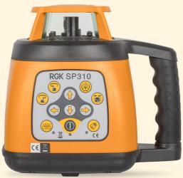 Лазерный нивелир RGK SP-310