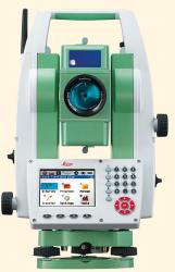 Тахеометр электронный Leica TS09 plus R500