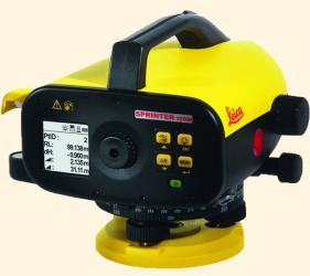 Нивелир цифровой Leica Sprinter 50