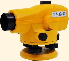 Оптический нивелир N7-36 GEOBOX
