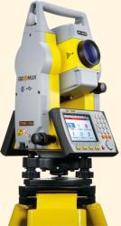 Тахеометр электронный GeoMAX Zoom35 Pro, 1,а10, 1000 м