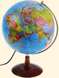 Глобус политический Элеганс