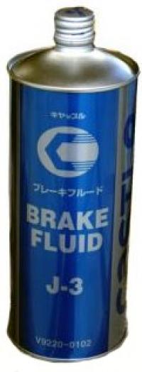 Жидкость тормозная CASTLE J-3 1л