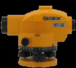 Нивелир оптич. N7-26, GEOBOX