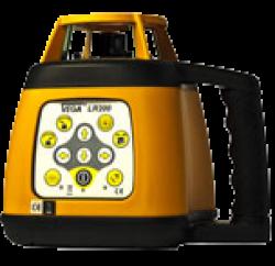 Ротационный лазерный нивелир VEGA LR 200
