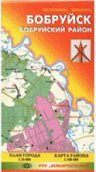 Карта Бобруйский р-н Могилевской области Бобруйск Беларусь