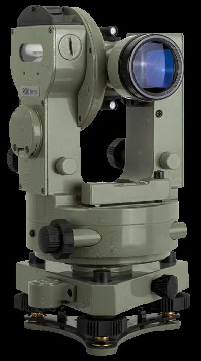 Теодолит оптический RGK  ТО-15