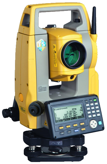 Тахеометр электронный TOPCON ES-103