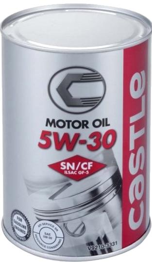 Масло моторное Castle Motor Oil SN 5W30, 1литр